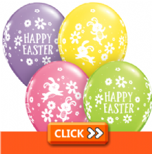 Easter & Spring Latex Balloons
